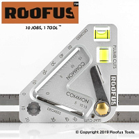Roofus 'Pro' Tool - Imperial (inches)