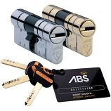 Avocet ABS MK3 Euro Cylinder locks - Anti Snap