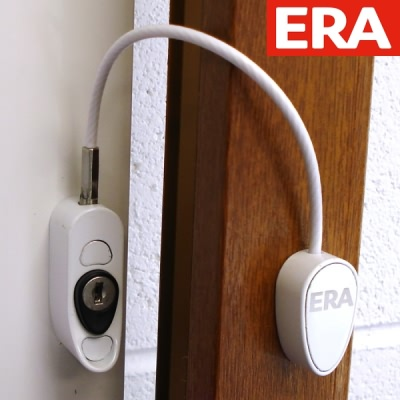Era Child Safety Cable Window Restrictor 3 Upvc Door