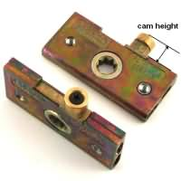 Saracen/Scope upvc Window Lock Gearbox - Cam